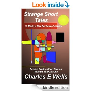 13 strange tales