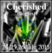 The Cherished Blogfest Badge...