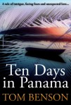 Ten Days in Panama - the cover 2904