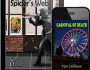 A double-bill book Review – The Spider's Web & Carnival of Death, by Tom Johnson